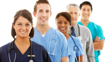 home healthcare workers